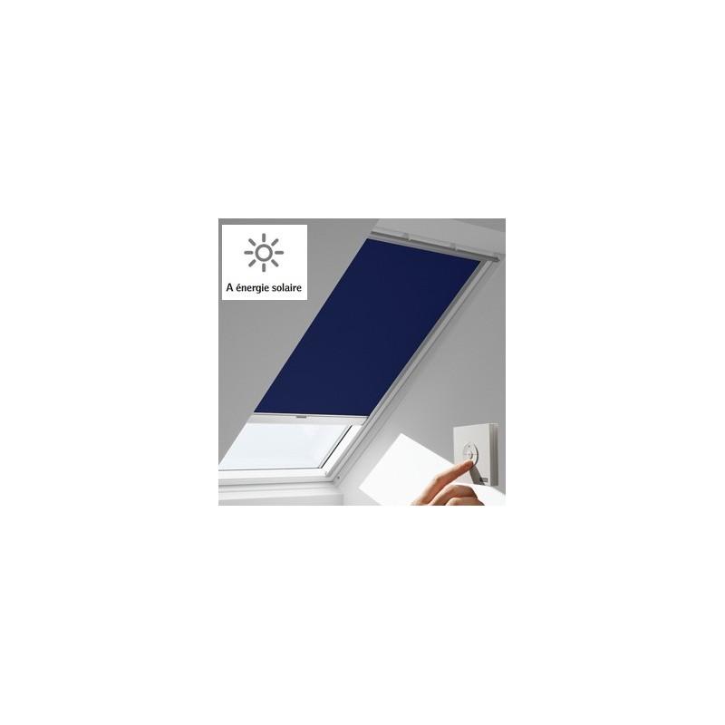 Store Interieur D Occultation Solaire Velux Dsl Avec Profiles En Alu Brosse