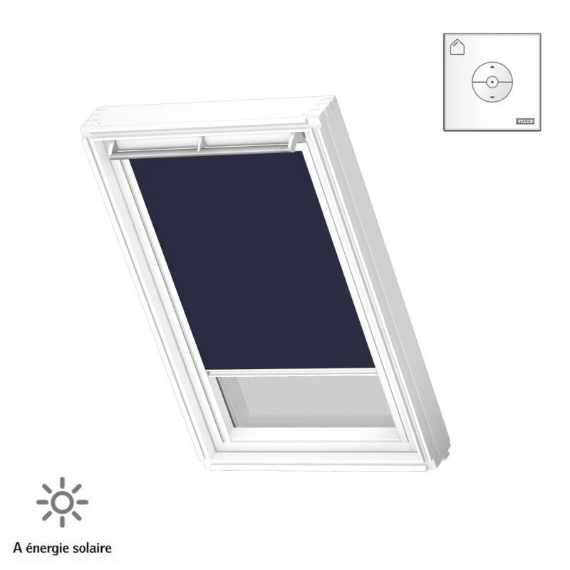 Store Interieur D Occultation Solaire Velux Dsl Avec Profiles En Alu Blancs