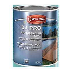 Saturateur D1 Pro pour bois...