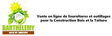 BARTHELEMY BOIS , Fournitures pour la construction ossature bois et habitat durable.