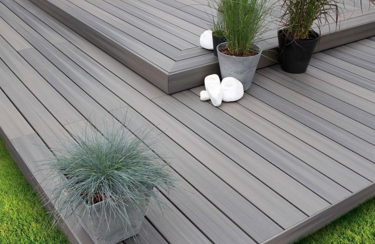Terrasse bois composite fiberdeck Xtrem